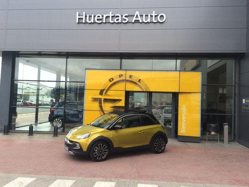 Loving Corsa: Huertas Auto en Madrid y Mónaco
