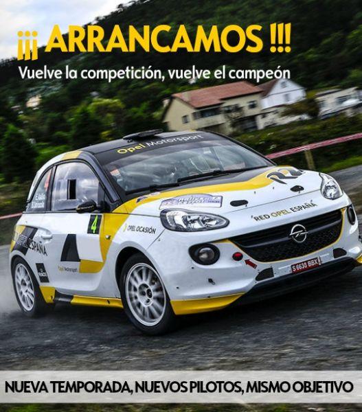 ¡Descubre todas las novedades del Opel Motorsport TEAM SPAIN!