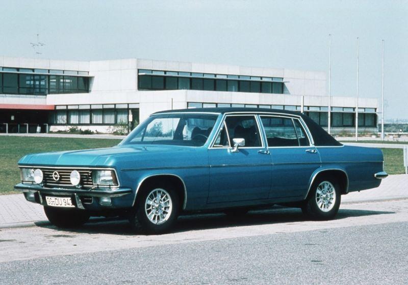 Los Tres Grandes de Opel: 50º Aniversario del Kapitän, Admiral y Diplomat
