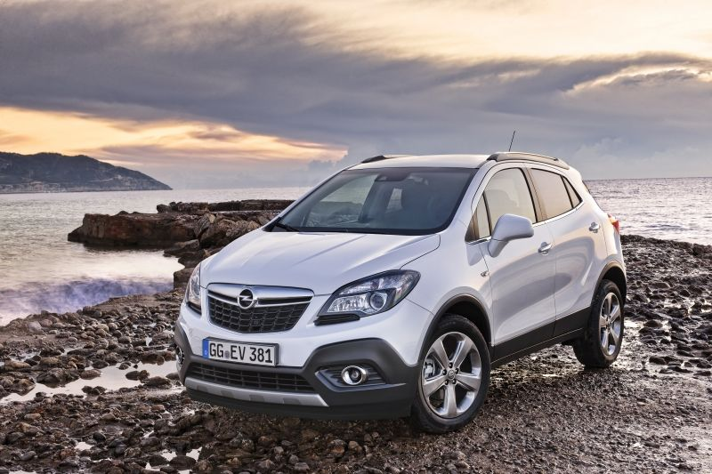 Los Opel Mokka y ADAM se incorporan a la flota de AVIS