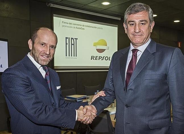 Opel y Repsol se alían para impulsar el GLP