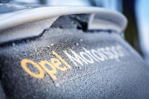 Primera victoria del Opel Adam R2 en España