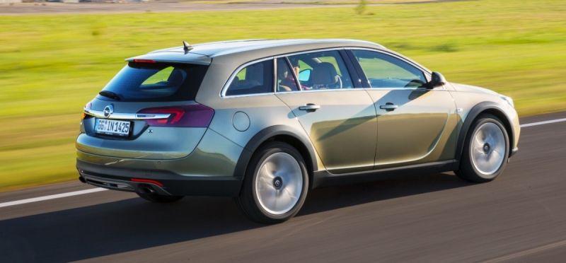 Opel Logra la Segunda Posición en el Mercado de Turismos en el mes de Marzo de 2014