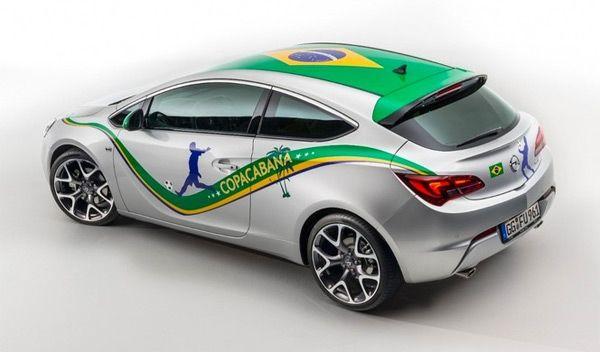 Opel Astra Copacabana, ¿Inocentada?