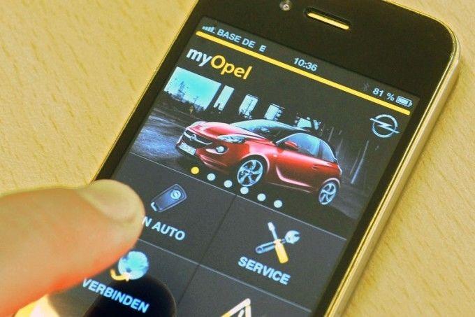 Opel lanza la aplicación myOpel App con múltiples funcionalidades gratuitas para sus clientes.