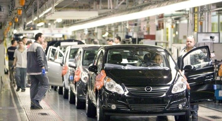 Opel prevé elevar un 8% su cuota de mercado en Europa en 2022