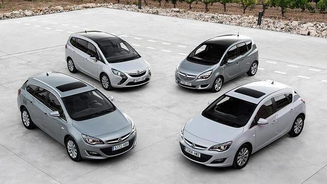 Opel renueva gama con un nuevo diésel CDTI
