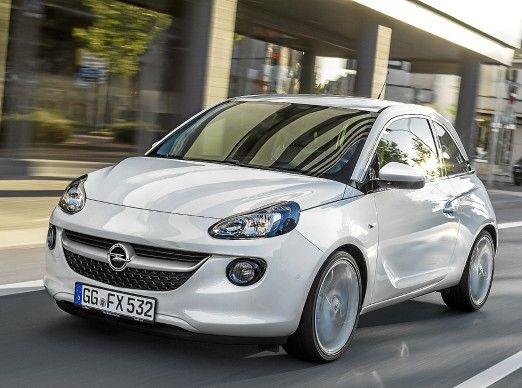 Opel Adam: Único, moderno y atrevido