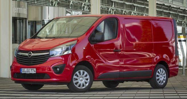Opel reafirma su apuesta por los vehículos comerciales con el Vivaro