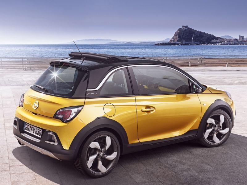 Continúa el éxito de Opel en el mercado europeo