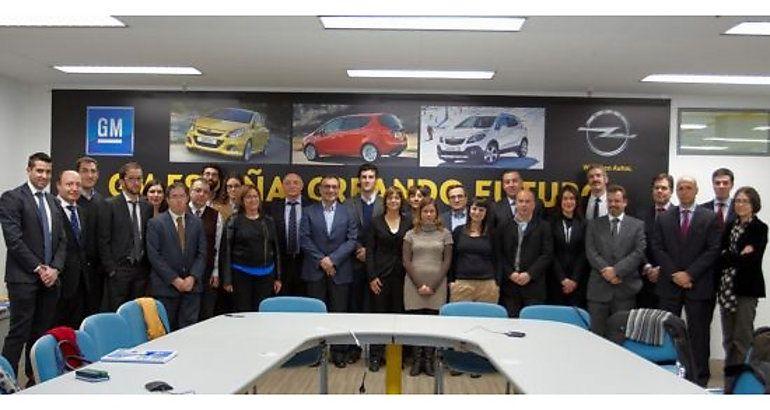 El Opel Mokka supera el reto logístico y cumple los plazos para su producción en serie en septiembre