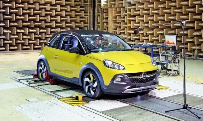 Opel Adam Rocks: ¡suena bien!