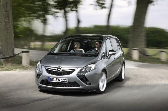 El Opel Zafira Tourer recibe el motor 1.6 CDTI de 120 CV