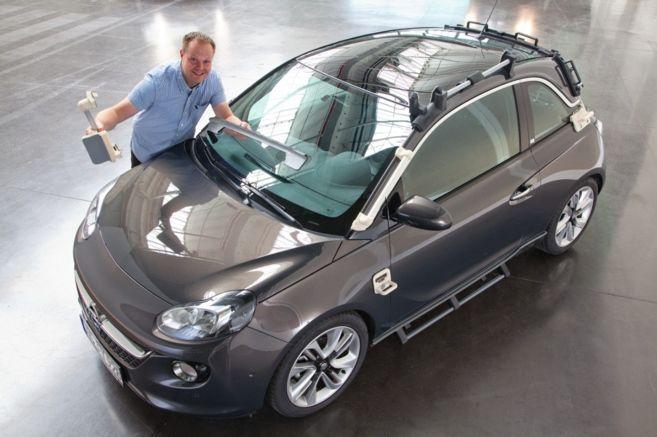 Opel utiliza impresoras 3D en la producción de sus vehículos