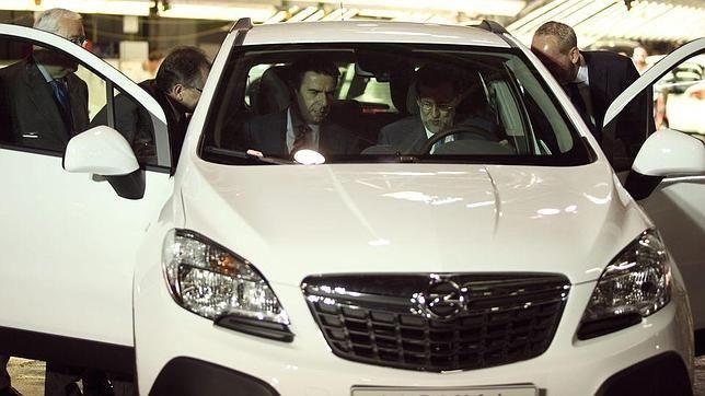 Opel trasladará a España la fabricación de piezas que ahora produce en Corea del Sur