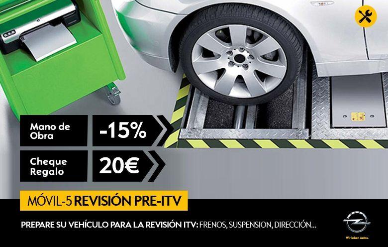 PREPARE SU VEHICULO PARA LA ITV