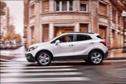 Opel Mokka SUV: Compacto en Tamaño, Grande en Aptitudes