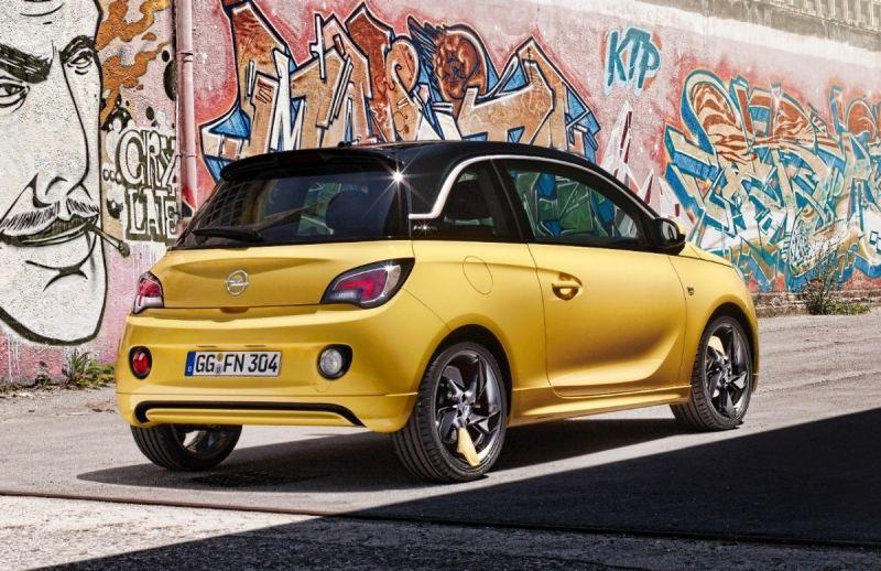 Opel ADAM: El coche urbano más personalizable