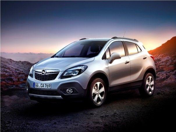 Nuevo Opel Mokka en Tenerife