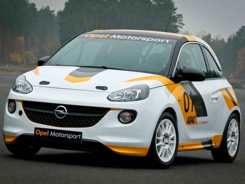 RALLY ISLAS CANARIAS 2014 - Te invitamos a conocer el Opel ADAM R2
