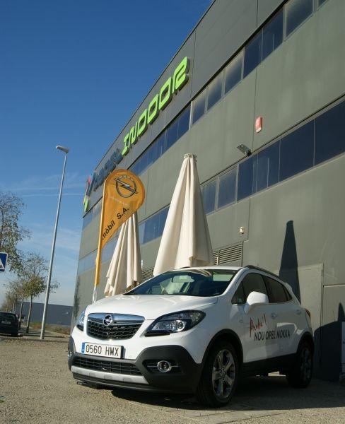 Presentacion del Nuevo Modelo Opel Mokka