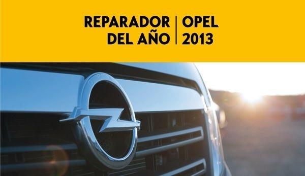 MEJOR REPARADOR DEL AÑO 2013