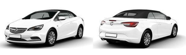 Nuevo Opel Cabrio.