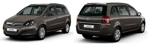 Nuevo Opel Zafira Family