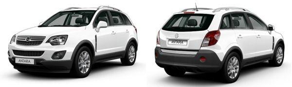 Nuevo Opel Antara !