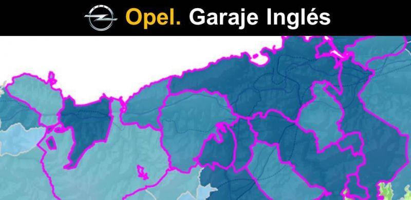 OPEL España adjudica a Garaje Inglés la cobertura de la zona costera Guipuzcoana desde Getaria a Pasaia