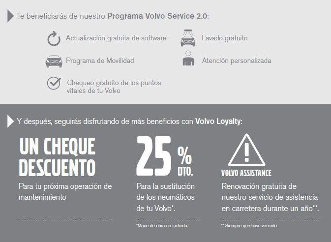 Grandes ventajas en Postventa con el programa Volvo Loyalty