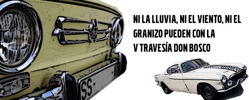 NI LA LLUVIA, NI EL FRÍO, NI EL GRANIZO PUEDEN CON LA V TRAVESÍA DON BOSCO