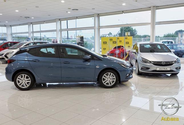El nuevo Opel Astra ya está en Aubasa