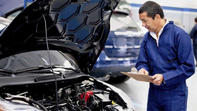 Siete millones de coches circulan con un mal mantenimiento