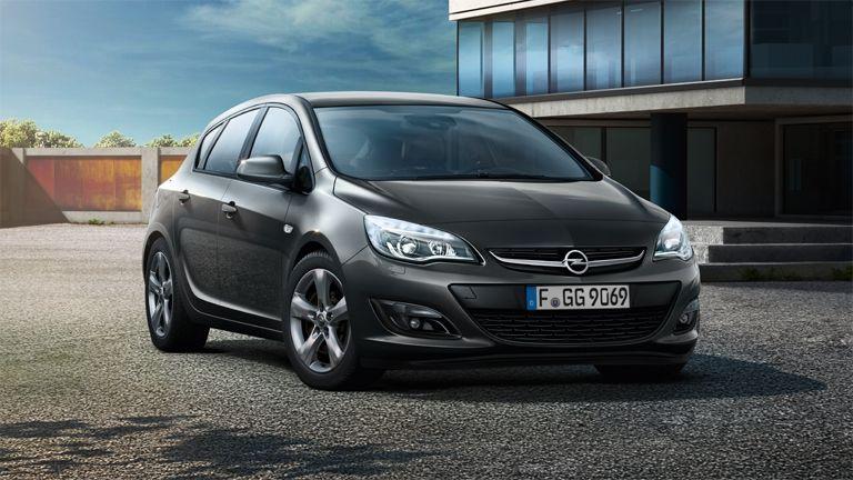 Últimas unidades de Opel Astra Diésel
