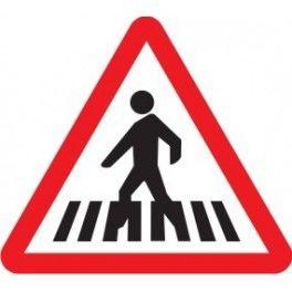 La mayoría de atropellos a peatones se producen en ciudades