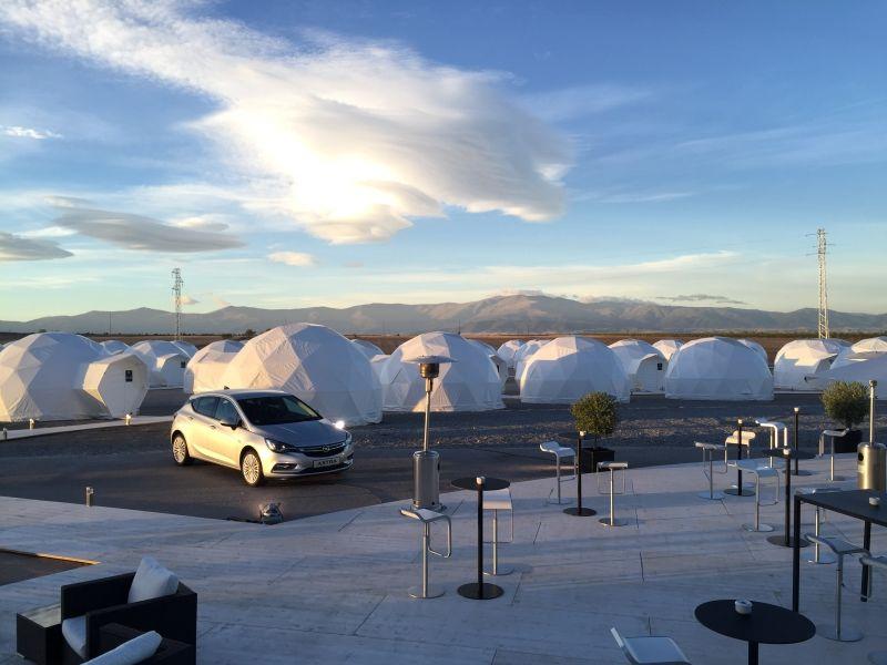 Presentación Nuevo Opel Astra en Sierra Nevada