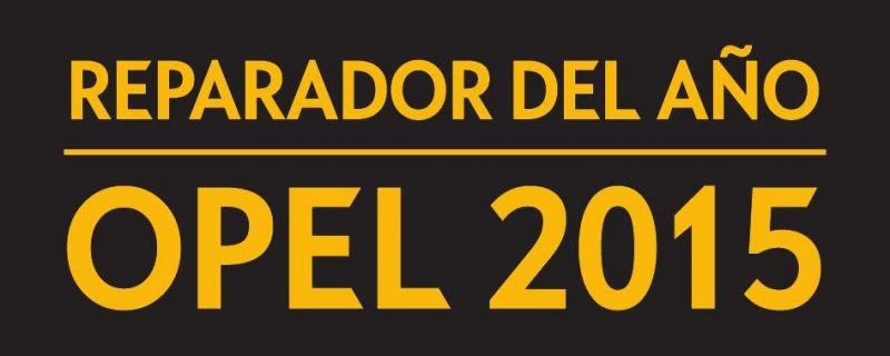 REPARADOR DE L' ANY OPEL 2015