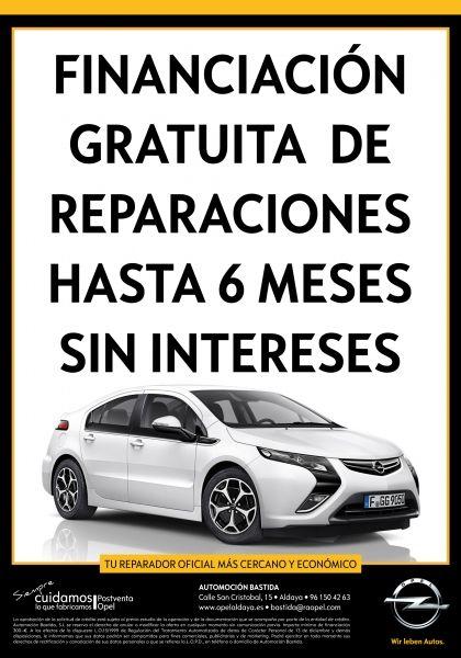 FINANCIA TUS REPARACIONES SIN INTERESES