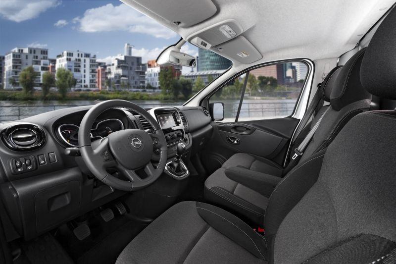 Nuevo Opel Vivaro: Práctica y elegante oficina sobre ruedas