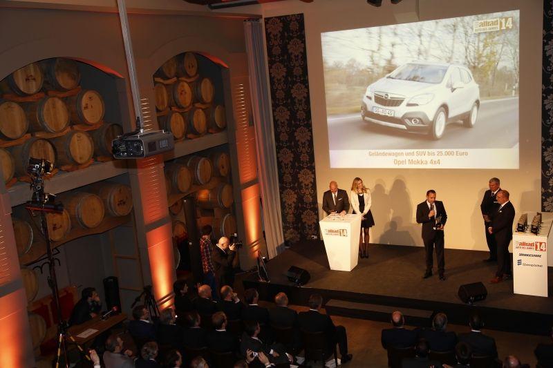 """El Opel Mokka defiende el título de """"Coche de Tracción Integral del Año"""""""