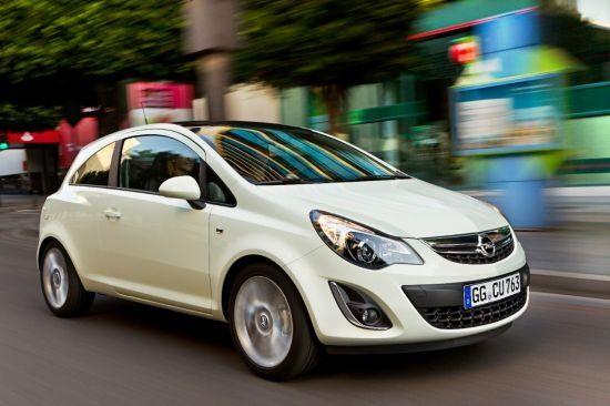 Opel se mantiene en el podium de ventas en el mes de abril