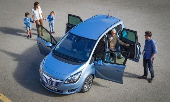 Nou Opel Meriva: solucions intel·ligents per al nou conductor europeu