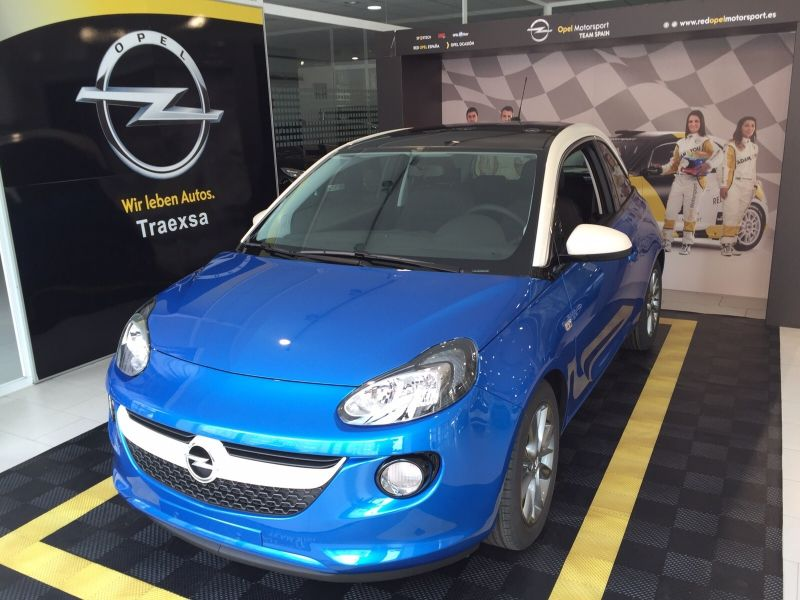 Opel Adam ¡¡¡¡¡ 12.499 € !!!!!
