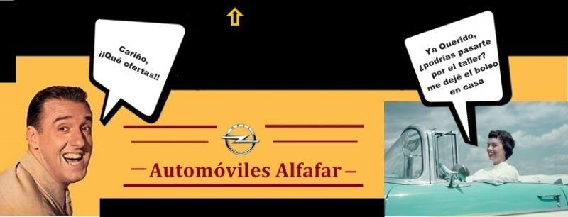 CONSULTA LAS OFERTAS DE AUTOMOVILES ALFAFAR