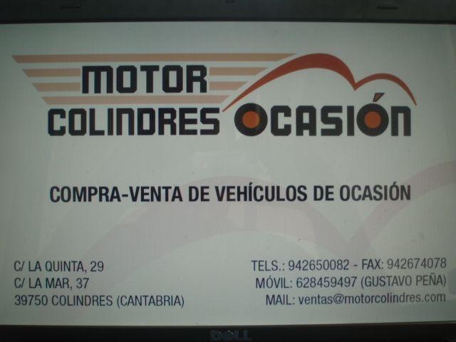 MOTOR COLINDRES OCASION