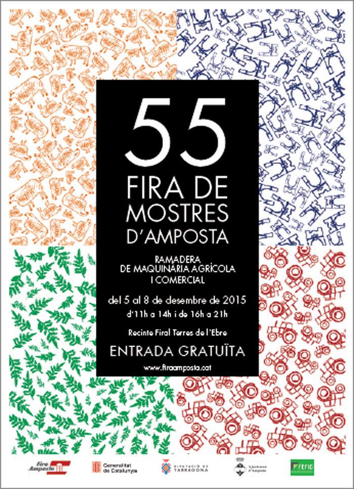 55a FIRA DE MOSTRES D'AMPOSTA