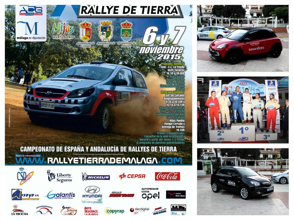 Rallyes de tierra en Mijas y Autopremier