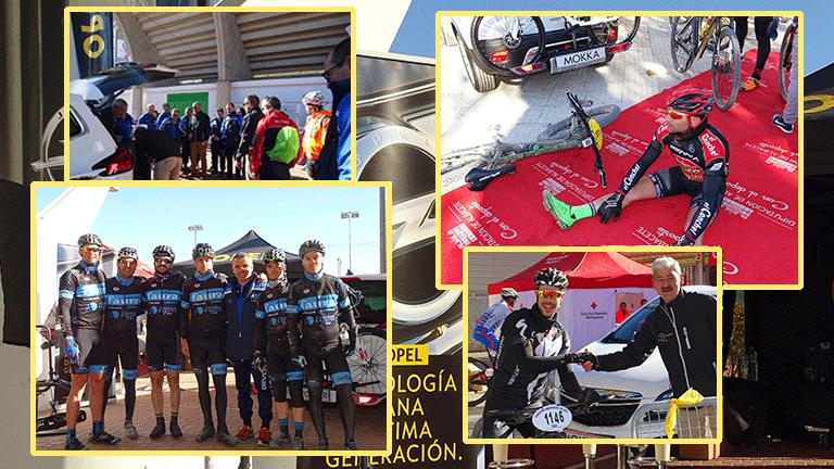 OrmautoAB en el IX Circuito BTT 2015