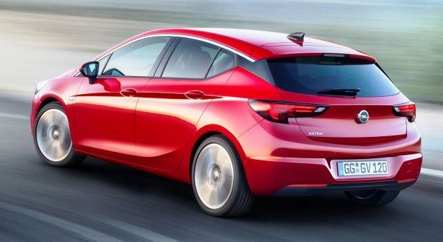El nuevo Opel Astra gana el premio 'Volante de Oro 2015'